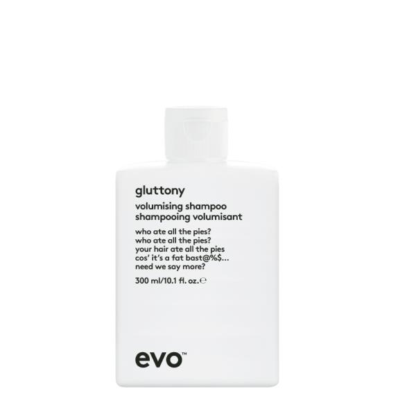 EVO Gluttony apimties suteikiantis šampūnas