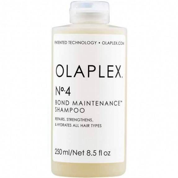 OLAPLEX No4 šampūnas visų tipų plaukams