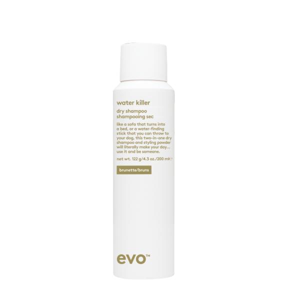 EVO water killer brunette sausas šampūnas brunetėms