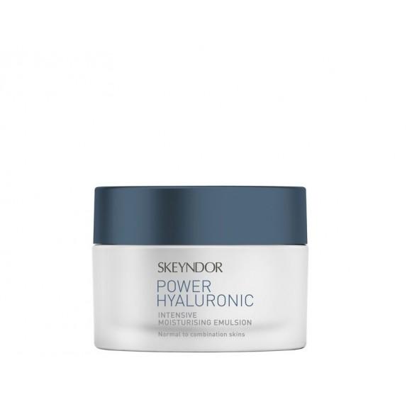 SKEYNDOR Power Hyaluronic intensyviai drėkinanti emulsija veidui, normaliai/kombinuotai odai, 50ml
