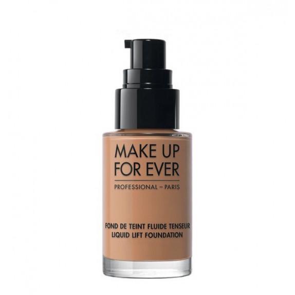 MAKE UP FOR EVER LIQUID LIFT FUNDATION odos būklę gerinantis makiažo pagrindas 30ml
