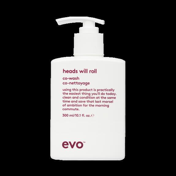 EVO Heads will roll kondicionuojantis šampūnas 300ml