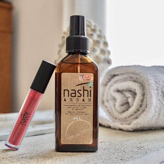NASHI Milan plaukų priežiūros rinkinys