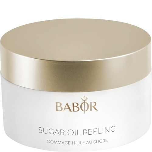 BABOR Cukrinis veido šveitiklis su natūraliais aliejais – Sugar Oil Peeling, 50ml