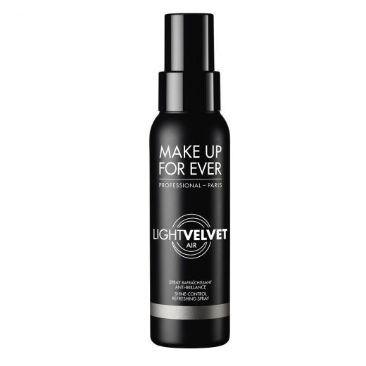 MAKE UP FOR EVER Light Velvet Air Shine-Control makiažo fiksavimo priemonė