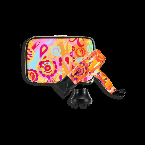 AMIKA mini plaukų džiovintuvas su turmalinu – mighty mini ionic dryer 1100w