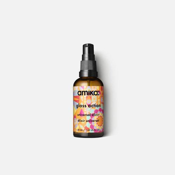 AMIKA glass action universal elixir universalus eliksyras, 50ml