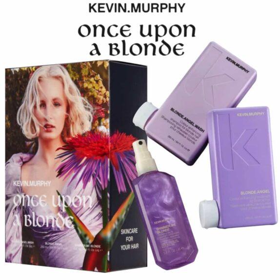 Kevin.Murphy Once Upon a Blonde limituotas produktų rinkinys