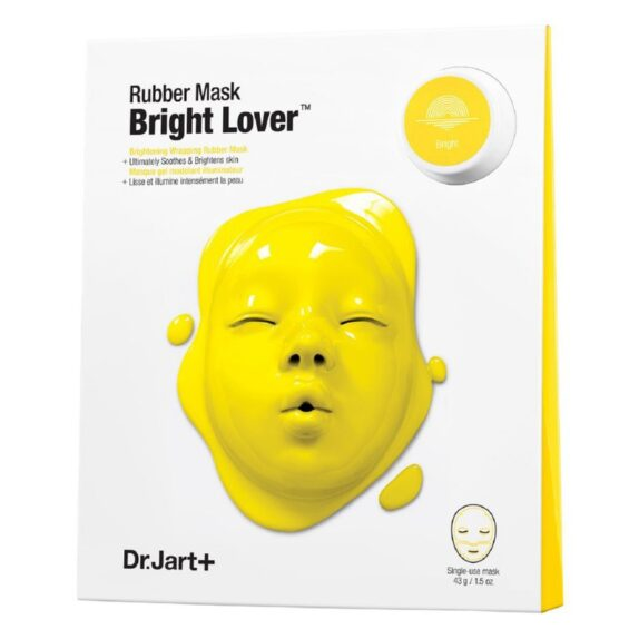 Dr.Jart+ Bright Lover kaukė skaistinanti veido odą, 5 g + 43 g